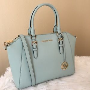 New Michael Kors Large Ciara satchel